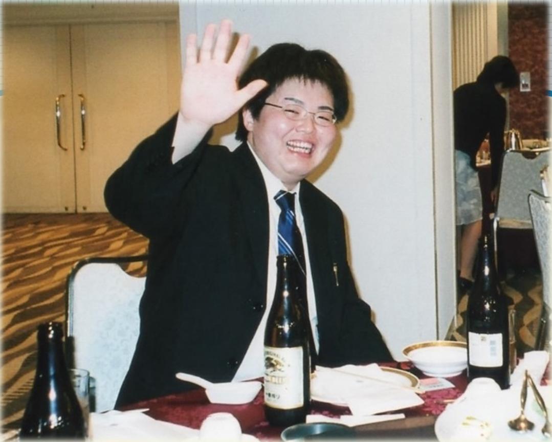 95キロ当時の戸塚レオさん